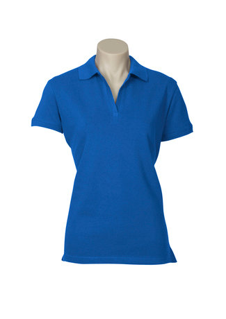 LADIES OCEANA POLO   P9025