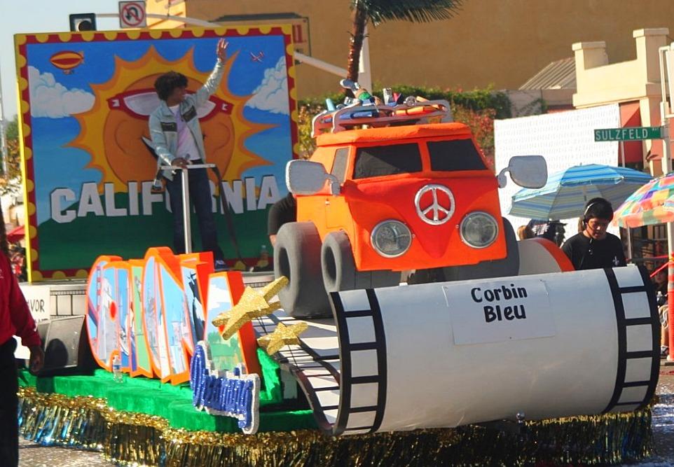 Corbin Bleu Manmade Parade Float2_edited
