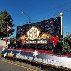 William Garza - Holiday - Parade Float -