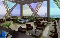 Eiffel Tower Cafe - Paris