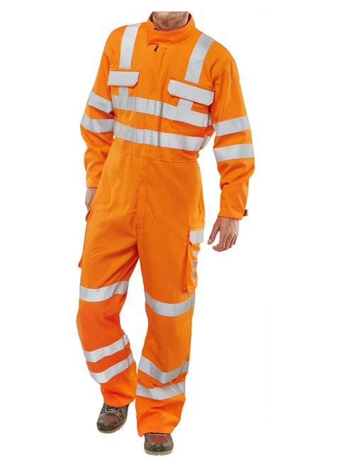 ARC COMPLIANT GO/RT COVERALL