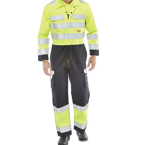 ARC COMPLIANT COVERALL TWO TONE