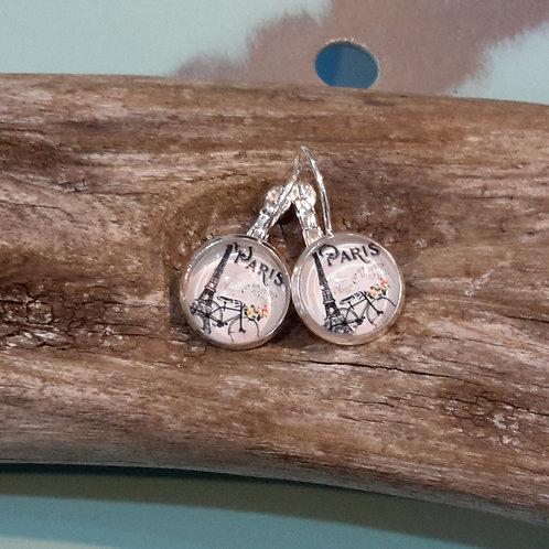 Paris ear rings