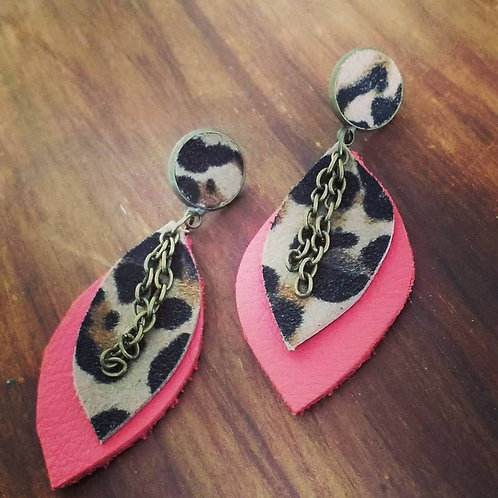 WILD COLLECTION earrings
