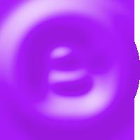 Blogger Purple Gumdrop