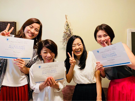 仙台アクセスバーズ講座終了!