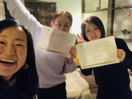 京都でアクセスフェイスリフト講座でした