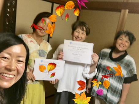 アクセスバーズ講座in奈良