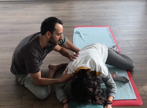 Masterclass: Yin Yoga y Manipulación Fascial