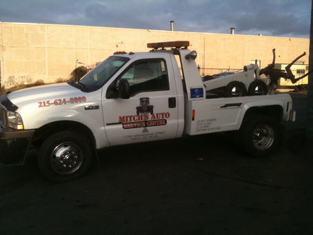 Did you know you are paying to be towed at least once a year?