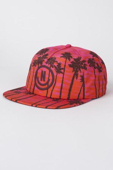 SCRUNCHED CAP
