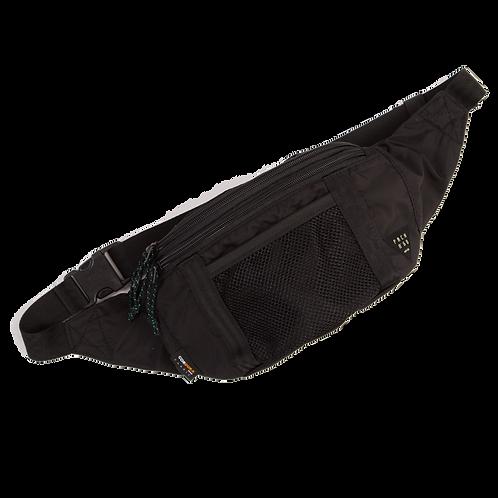PACK N GO WAIST BAG - BLACK