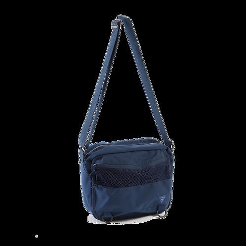 PACK N GO SMALL MESSENGER BAG - NAVY