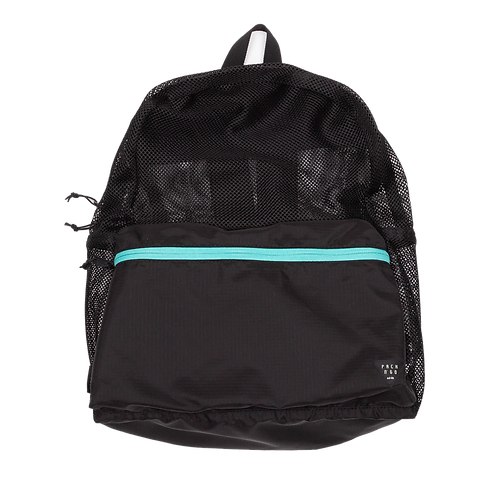 PACK N GO PACKABLE BACKPACK - BLACK