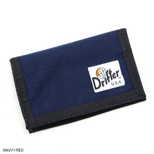 CARD CASE - NAVY×RED