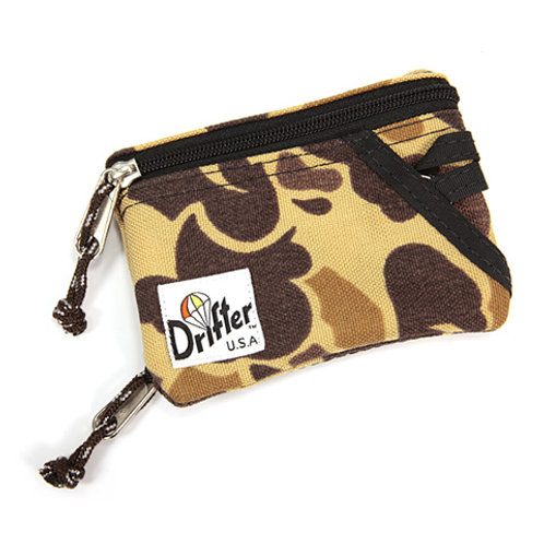 KEY COIN POUCH - WW2 Autumn Camo