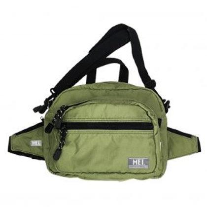 雙用肩揹包 橄欖綠