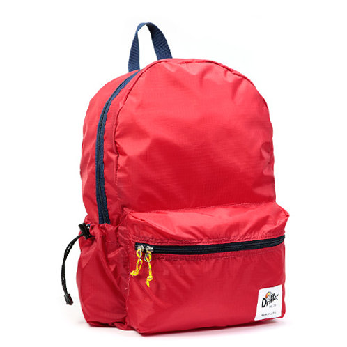 FLY PACK (Parachute material) - Red/Navy
