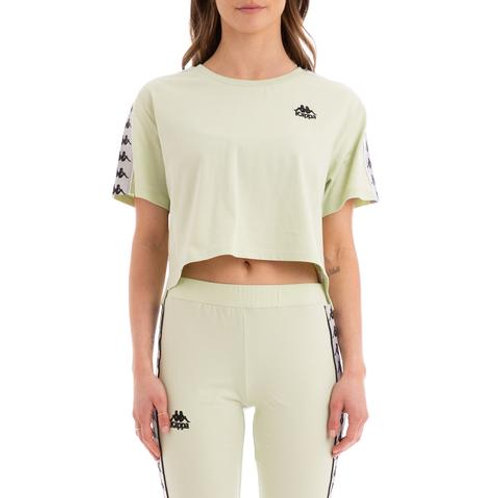 222 Banda Apua Green Greysilver Black T-Shirt