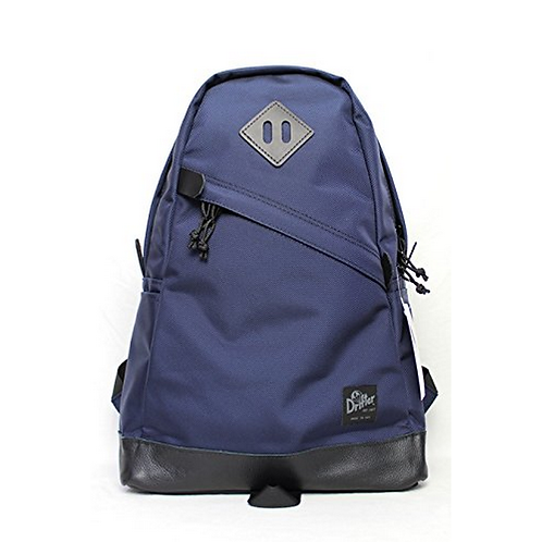 URBAN HIKER - NAVY X BLACK LEATHER-CITY LINE