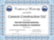 NORBCC Membership Certificate .jpg
