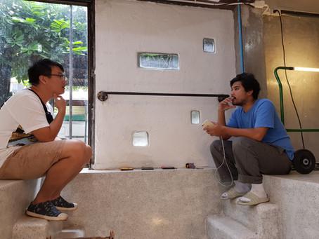 """""""HI TO RI Creative x Artisan Cafe"""" studio meet cafe"""