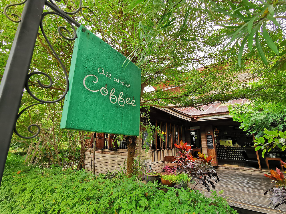 All about coffee, cafe Chiang Mai