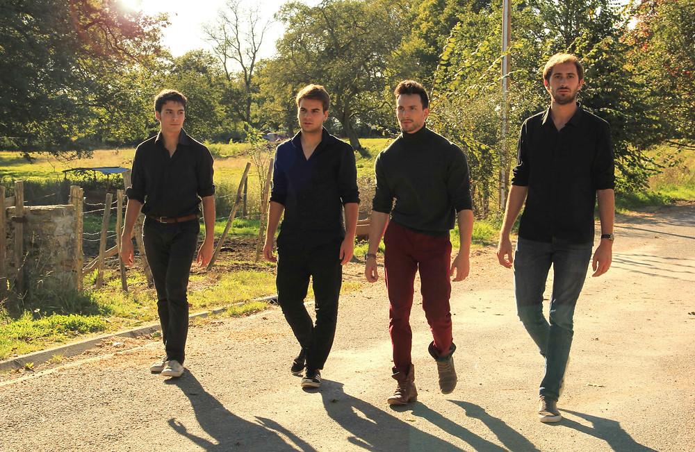 Quatuor Confluence concert musique de chambre Montpellier