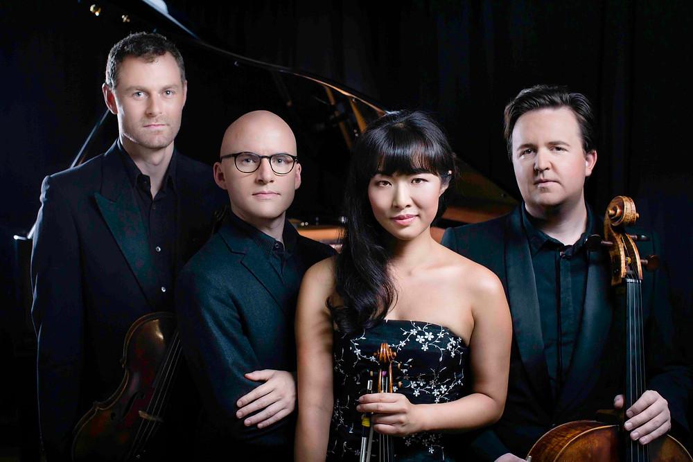 Australia Piano Quartet © Goldie Soetianto