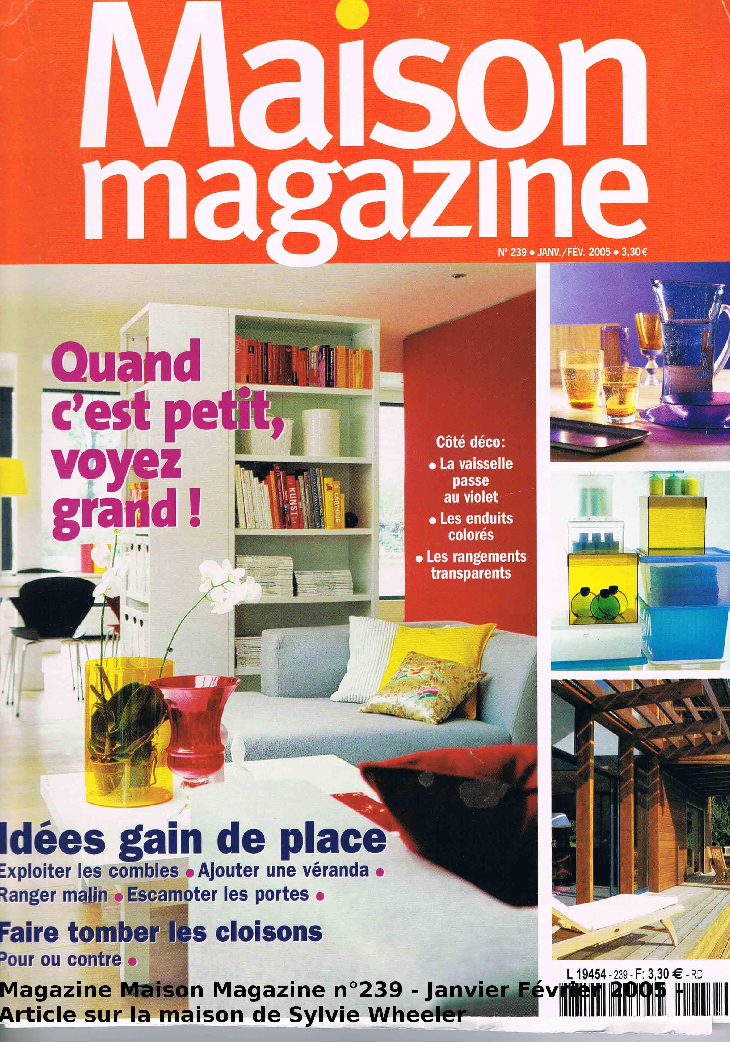 Maison Magazine