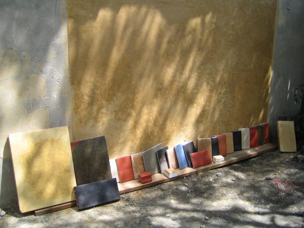Echantillons Formations
