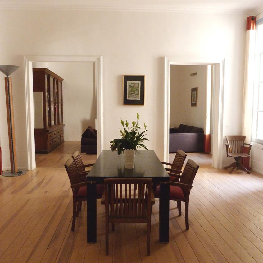 Salle à manger - Dining room