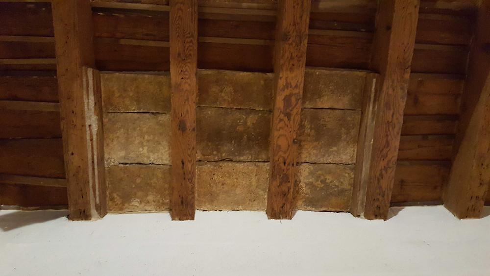 Le plafond à la française