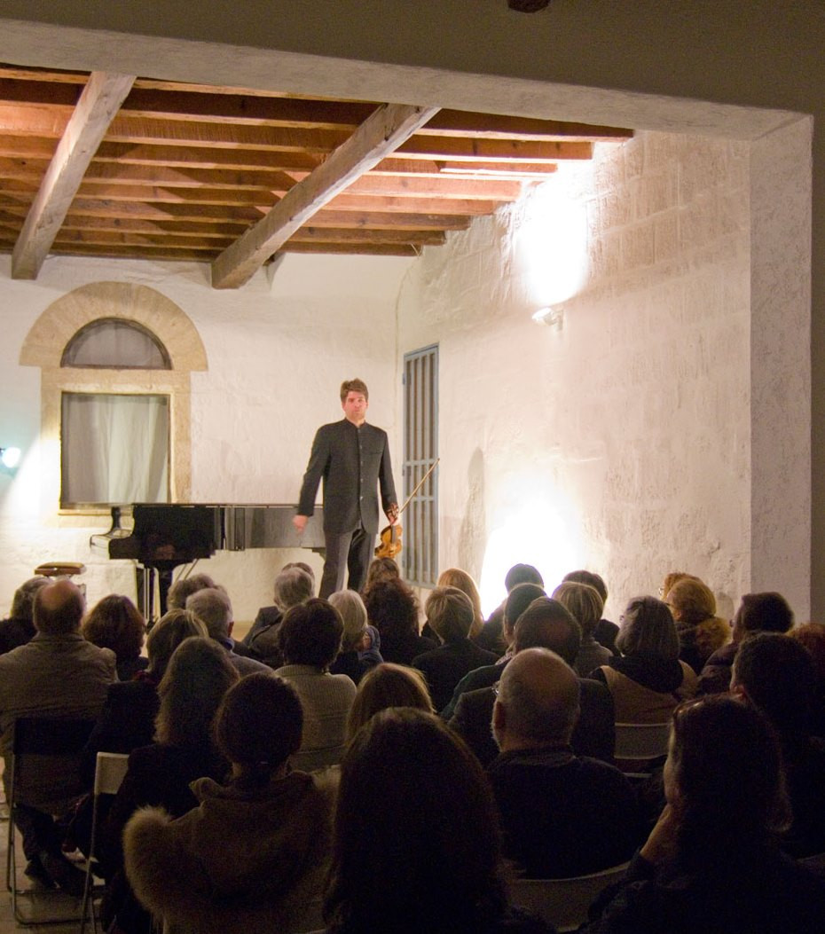 Concert à l'Hôtel Magnol