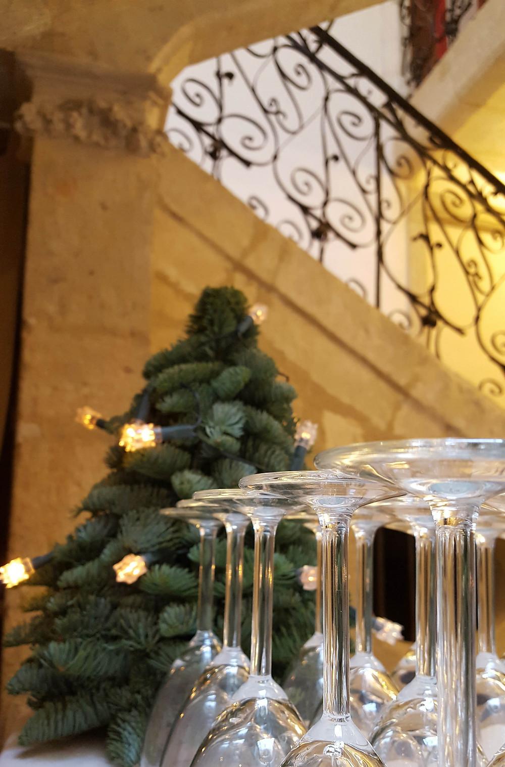 Evénements de fin d'année à l'Hôtel Magnol Montpellier