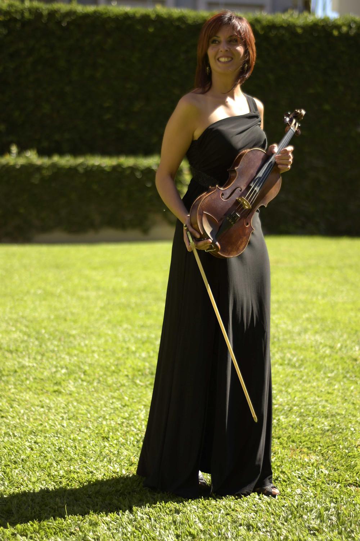 Silvina Alvarez - Concert Hôtel Magnol Montpellier
