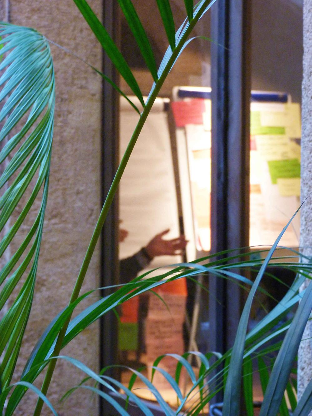 Ambiance de travail à l'Hôtel Magnol Montpellier