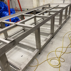 Stainless Steel Skid