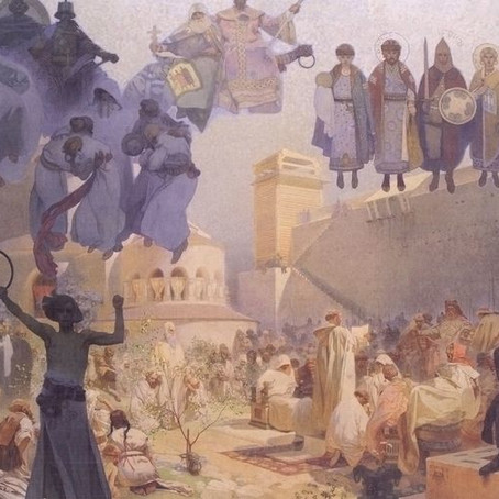The European Alfons Mucha