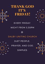 Prayer, God, Dalby