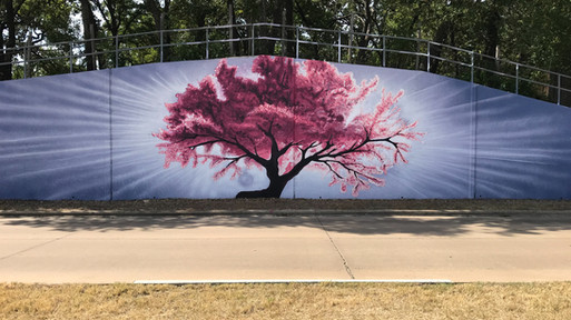 The Mural is finished!