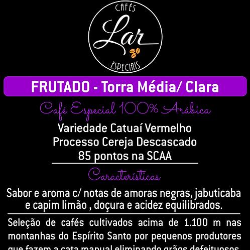 Café Especial FRUTADO Perfil de Torra média/clara