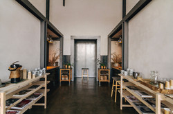 Industrial Style Dining Room
