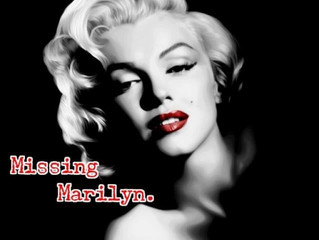 ATTENTION! Missing Marilyn is back for a limited engagement.
