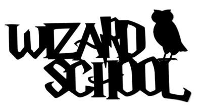 Wizard School and Owl