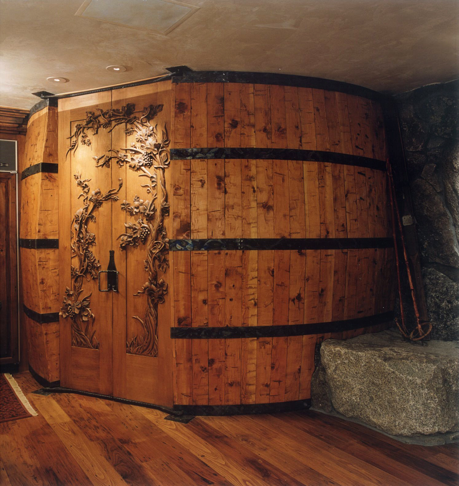 Wine Barrel Cellar