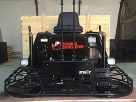 Двухроторная затирочная машина STRONG CONCRETER