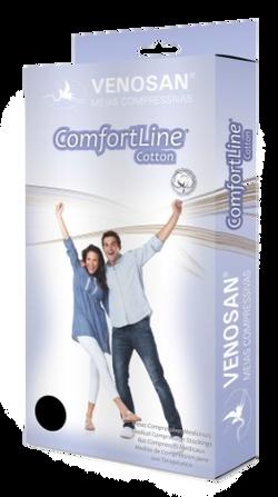 Media compresiva Confortline Cotton