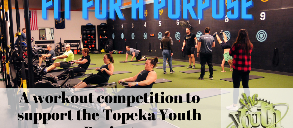 Fit for a Purpose: Functional Fitness Competition October 31