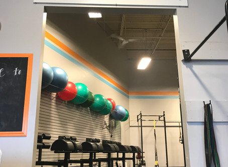 What Our People Say : Testimonies from the Gym